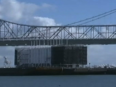 Google Told To Move SF Bay Mystery Barge