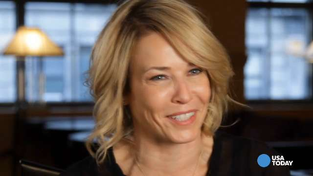 Chelsea Handler wants to do a nude promo with....
