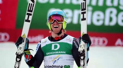 Ski star Ted Ligety hopes feeling golden is his forte