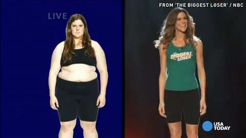 'Biggest Loser' champ: I eat 1600 calories a day