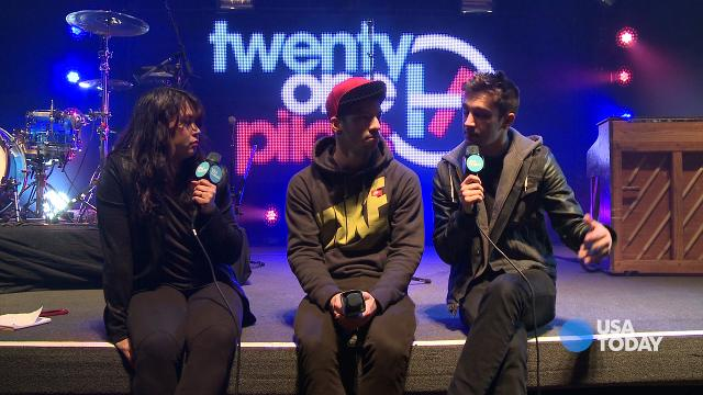 StudioA: Interview with Twenty One Pilots