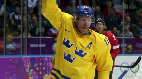 Olympic hockey daily: Sweden wins after losing cap...