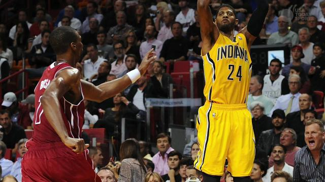 Eastern Conference a two-horse race