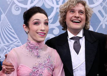 Olympic Figure Skating Daily February 16