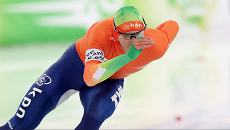 Dutch skaters eye another sweep