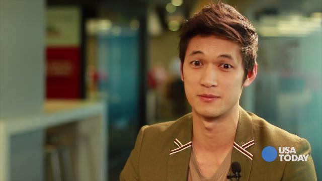 Harry Shum Jr. is Glee's tech go-to guy