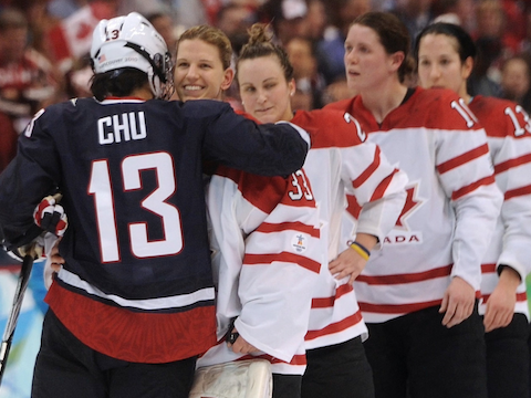 U.S. women, on Canada: 'It's gonna be a bloodbath'