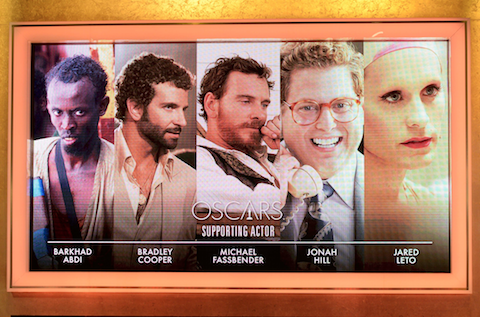 Oscar 2014: Best Supporting Actor nominations