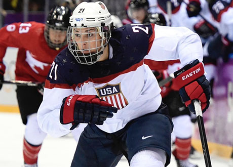 Hockey Daily: Heartbreak for U.S. women's hockey