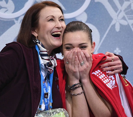 Russian teen takes figure skating gold amid controversy