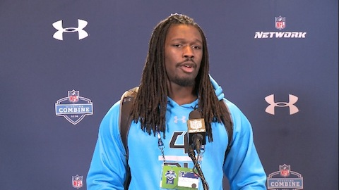 Jadeveon Clowney: My goal is to be chosen number o...
