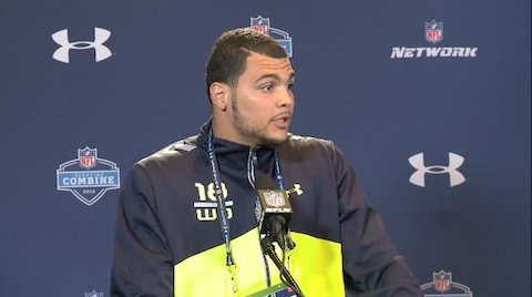 Mike Evans: I have a high ceiling