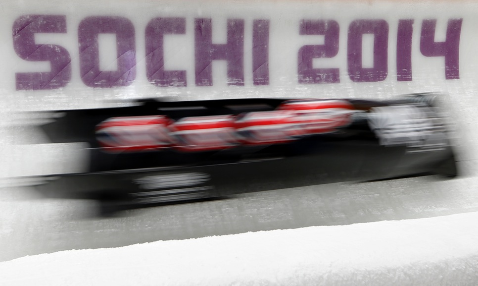 Best photos from the Sochi Olympics