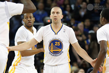 NBA power rankings: Warriors, Rockets on the rise