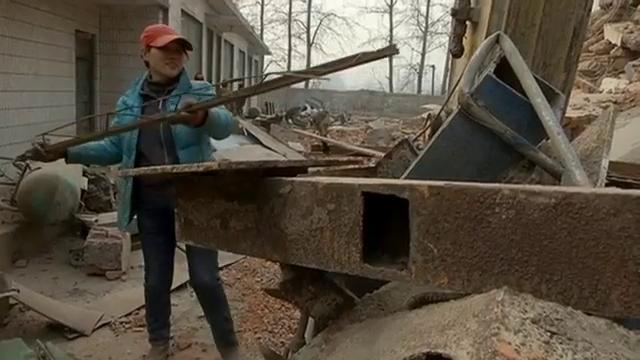 Beijing's dirty neighbour pays price for polluting
