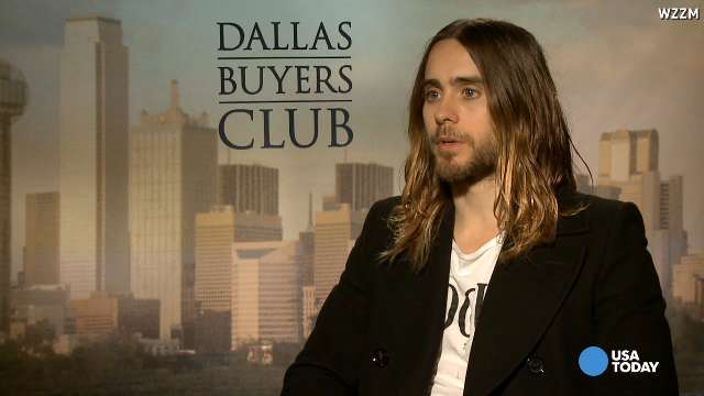 Jared Leto shares his waxing horror stories