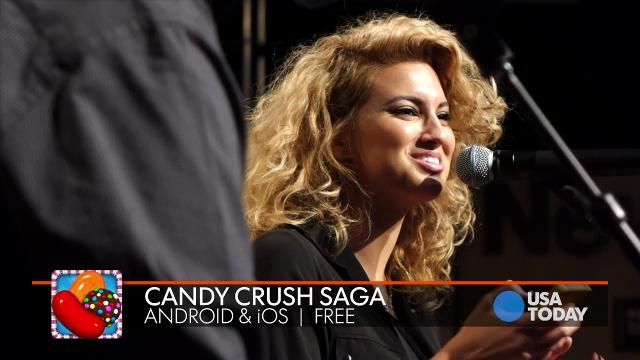Tori Kelly pens songs w/ iPhone Voice Memos App