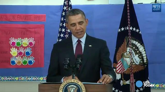 Obama vows to fight for 2015 budget