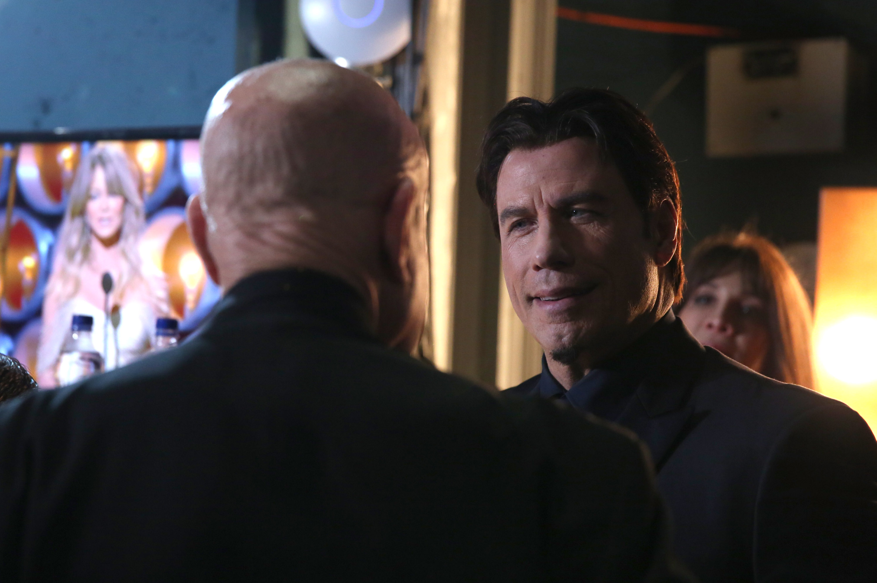 Travolta's flub: Internet can't let it go | SocialEyes