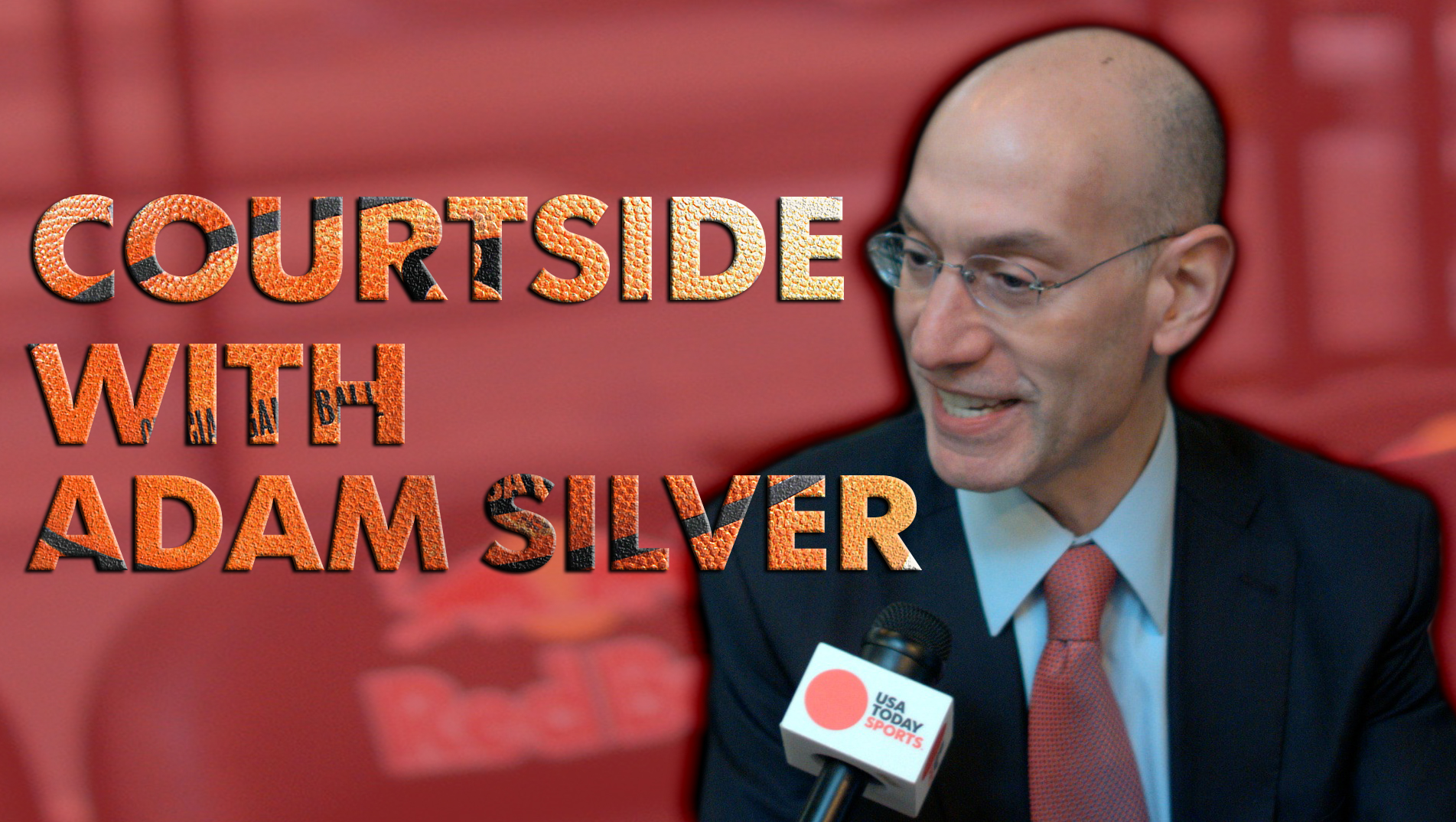 One-on-one with new NBA commish Adam Silver