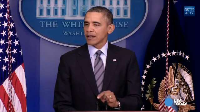 Obama: New sanctions will 'impose a cost' on Russia