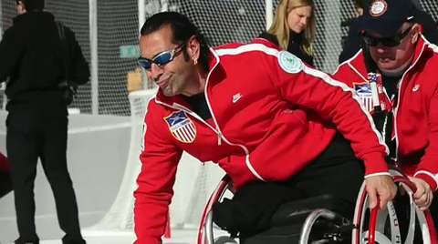 BP 25 Hopefuls: Wheelchair curler James Joseph