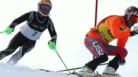 BP 25 Hopefuls: Blind skier chases Paralympic gold