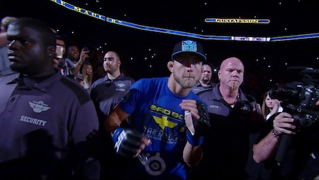 Gustafsson squares off against Manuwa in London