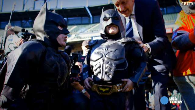 Bam! Batkid booted from Oscars