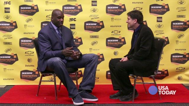 Shaquille O'Neal @SXSW