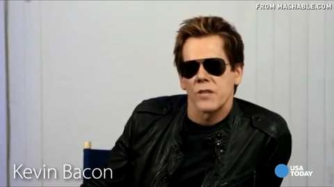 Kevin Bacon schools Millennials on '80s awareness