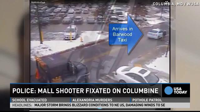 Columbine Shooting Victims Bodies Columbia mall shooter '