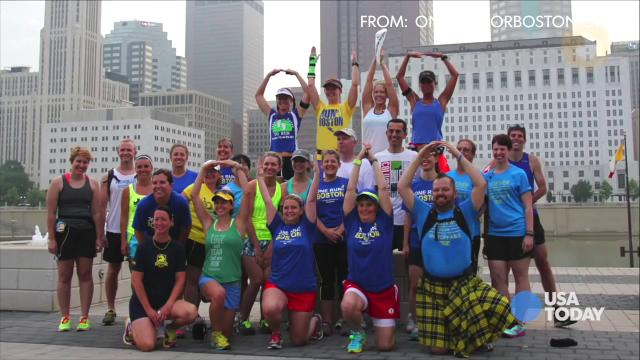 One Run For Boston charity relay makes bigger encore