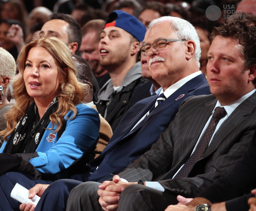 NBA 5 Stories: Jackson's arrival boosting Knicks' attendance