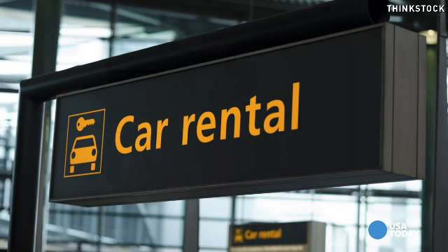 What Car Rental Company Has Location In Lax Airport