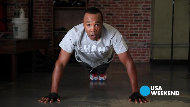 Sugar Ray Leonard: Fifty and fit