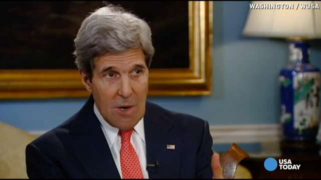 John Kerry on Russia: 'You don't win by being a bully'
