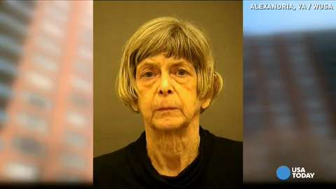 Grandma arsonist charged with setting over 24 fires