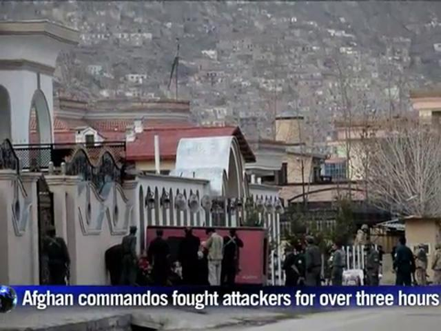 Girl killed in Kabul guesthouse attack