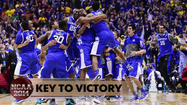 Kentucky surges at right time for Final Four run