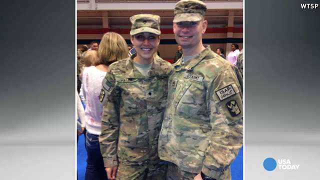 One Fort Hood victim barricaded door to save other...