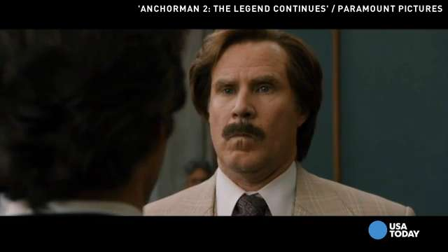 'Anchorman 2' is now out on demand, but don't expect it to be anything like its predecessor. Also available for streaming are '47 Ronin', which is visually stunning but otherwise lacking, and 'Blood Ties,' which sports an incredible cast.