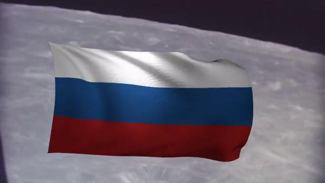 Russia looking to annex the moon