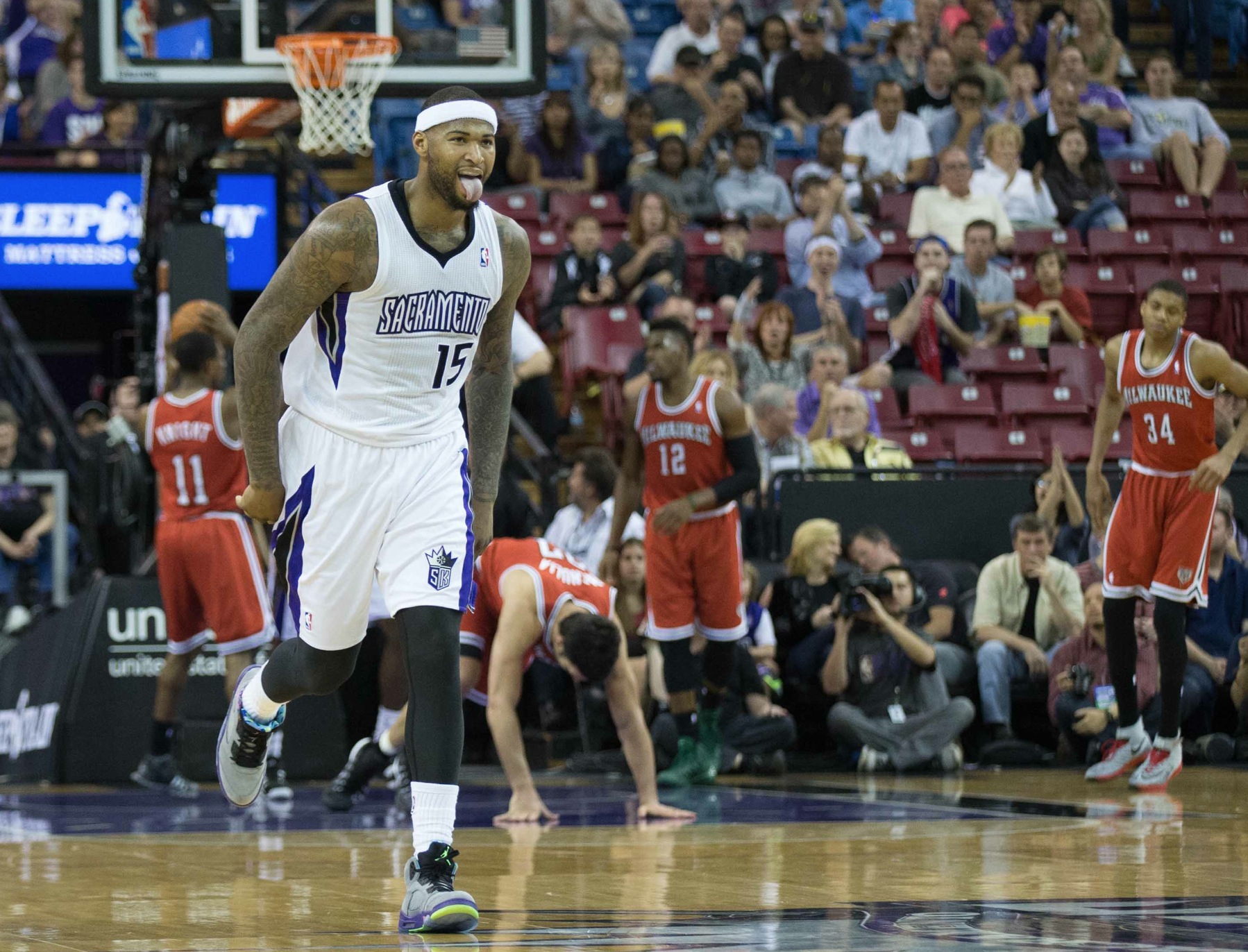 Rising Star : DeMarcus Cousins