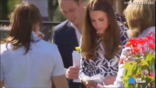 Royal family charms Sydney, visits Blue Mountains