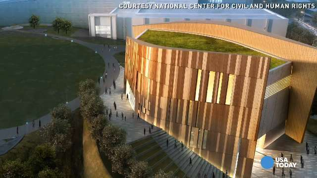 National Center for Civil and Human Rights set for a May opening