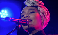 "StudioA: Yuna performs ""Rescue"""