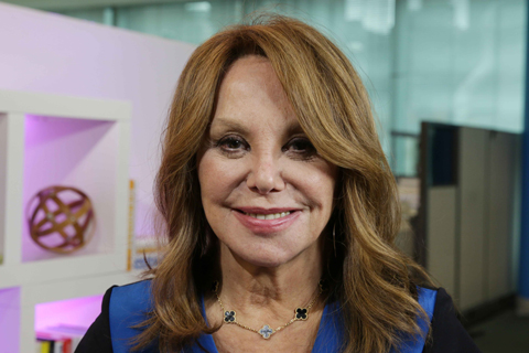 This is how Marlo Thomas is reinventing herself