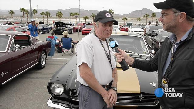 Mustang memories: Race a Shelby Mustang for $17 a ...