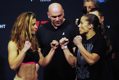 UFC on FOX 11 recap: Tate-Carmouche fight a disappointment